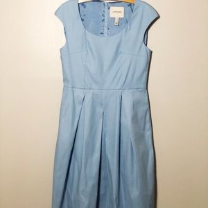 Lands' End Structured Classic Dress